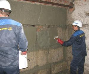 гидроизоляция изнутри подвального помещения