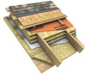 монтаж мягкой крыши
